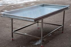 стол формовочный 2100*920*80