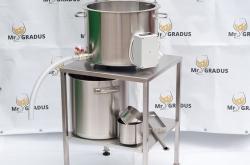 Мини сыроварня Mr.GRADUS 40 литров